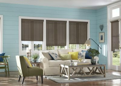 Custom Window Blinds Shades and Shutters