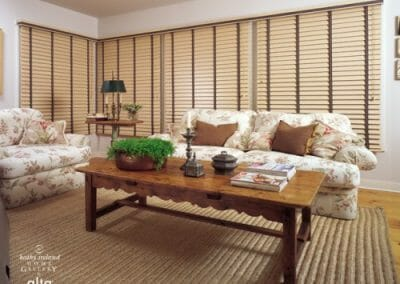 best custom faux wood blinds
