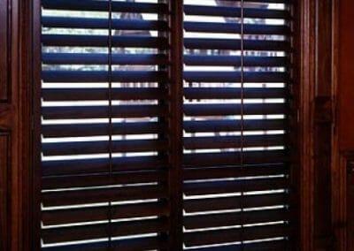 blackout window shutters
