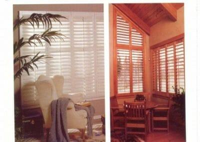 custom plantation shutters