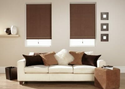 decorative roller window shades