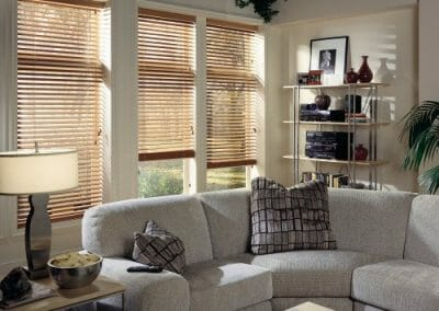 fax wood venetian blinds