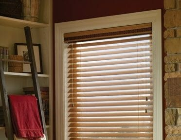 motorized wood blinds