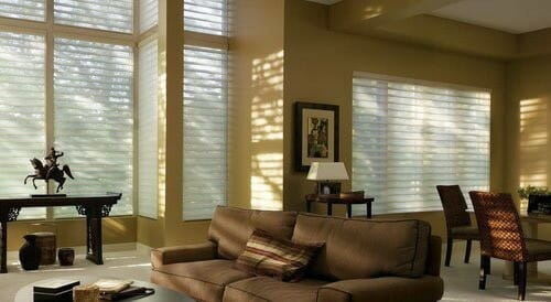 silhouette window treatments