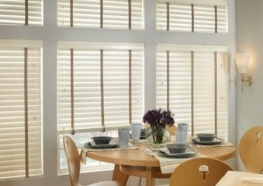 venetial wood window blinds
