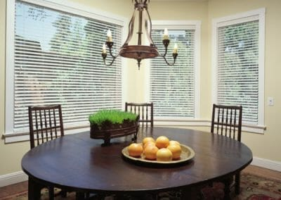 venetian aluminum window blinds