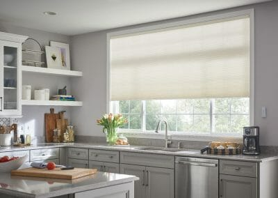 vertical honeycomb window shades