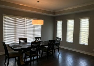 2 inch faux wood blinds in Cincinnati